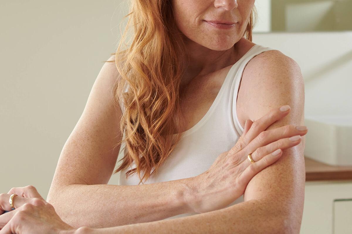 Hormonersatztherapie bei Gelenkschmerzen