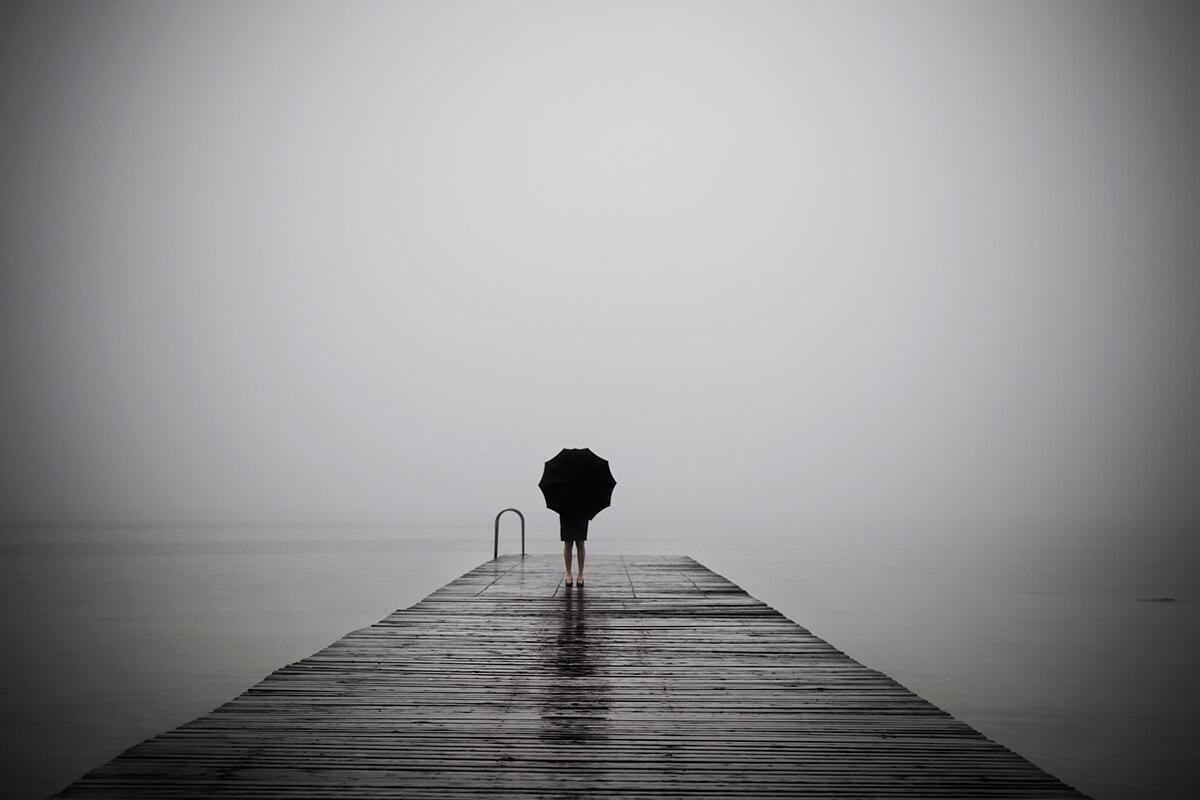Unterschied Depression depressive Verstimmung